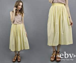 etsy, fashion, and spring image