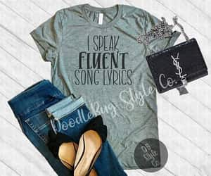 etsy, music lover, and song image