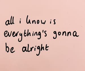 quotes and be alright image