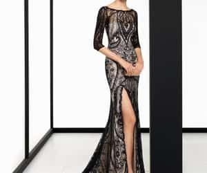 dresses, gown, and weddign dresses image