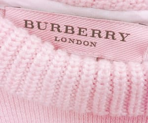 aesthetic, cute, and Burberry image