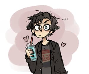 Heathers and jd image