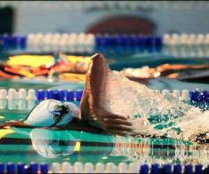 swimming and laure manaudou image
