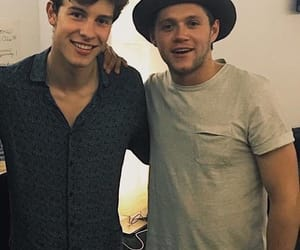 niall horan, shawn mendes, and shawn image