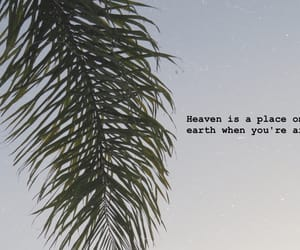 heaven, quotes, and spring image