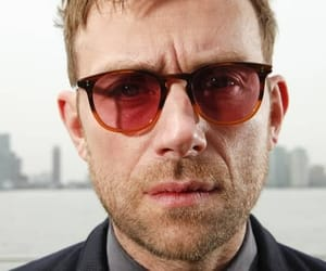blur, damon albarn, and gorillaz image
