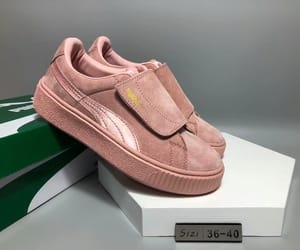 fashion shoes, puma shoes, and fashion sneakers image