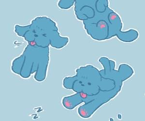 dog, cute, and yuri on ice image