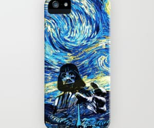 galaxy, r2d2, and robot image