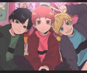 anime, boys, and japan image