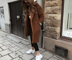 brown and fashion image