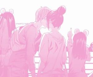 manga, noragami, and kiss image