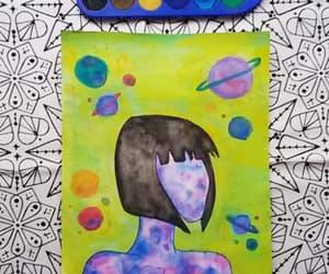 aliens, art, and artwork image