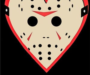 art, film, and friday the 13th image