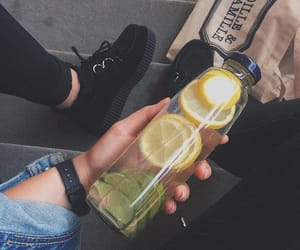 grunge, drink, and pale image
