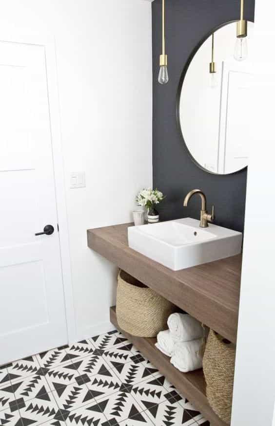 Idée décoration Salle de bain Intérieur Aménagement Salle de ...