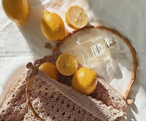 lemon, chanel, and summer image