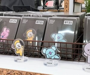 bts, chimmy, and cooky image