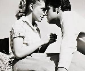 Elvis Presley and love image