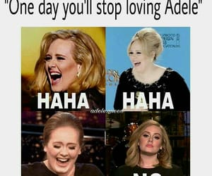 Adele, diva, and performer image
