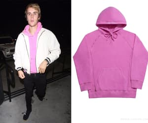 hoodies, male fashion, and bieber fashion image