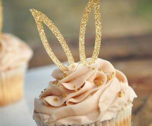 cupcake, easter, and egg image