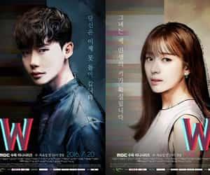 w, kdrama, and han hyo joo image