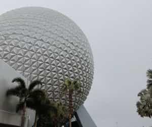 Walt Disney World, epcot, and spaceship earth image