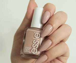 nails, essie, and nail polish image