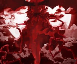 anime, art, and demon image