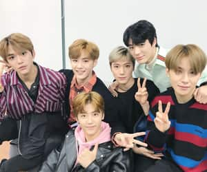 lucas, nct, and ten image