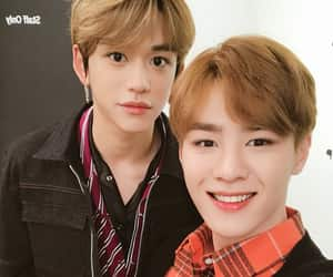 nct, lucas, and kun image