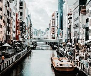 buildingd, city, and japan image