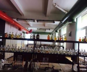 chemist, chemistry, and lab image