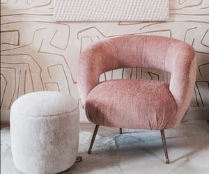 interior, design, and pink image