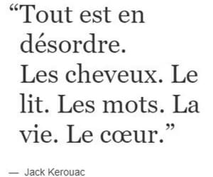 kerouac and quote image