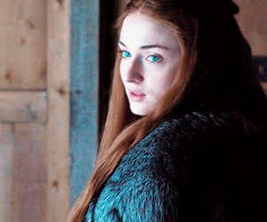 gif, ginger, and game of thrones image