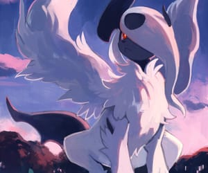 pokemon and absol image