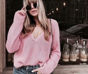 blonde, indie, and inspo image