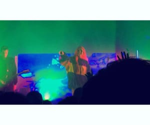 babe, colors, and concert image