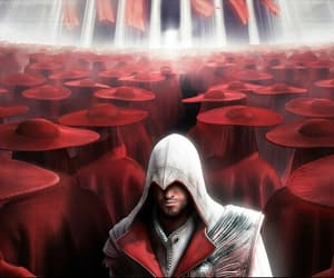 assassin, Assassins Creed, and ezio image