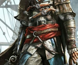 black flag and assassin's creed image