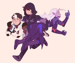 art, Voltron, and boys image