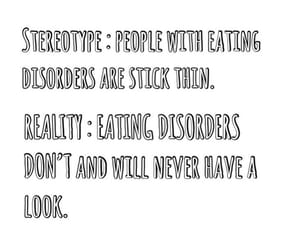 anorexia, mental health, and truth image