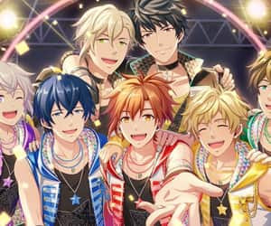 idols, anime, and anime idol image