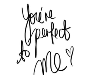 perfect, little things, and one direction image