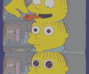 drugs, simpsons, and ralph image