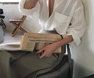 adventure, book, and chill image