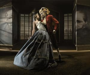 surreal and the beauty and the beast image