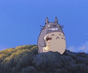 gif and My Neighbor Totoro image